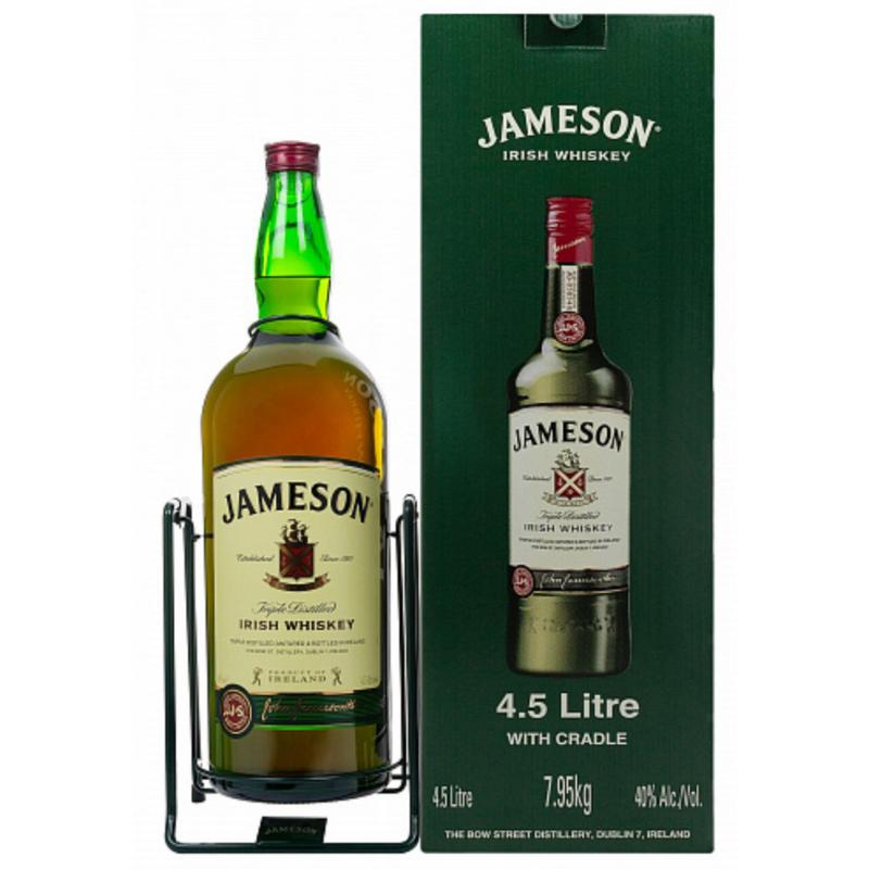 Купить Jameson 4,5 L с доставкой