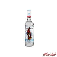 Captain Morgan White Rum 0,7 л купить ром с доставкой