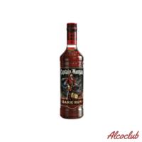 Captain Morgan Dark Rum 1 л купить с доставкой
