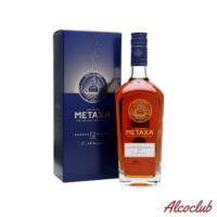 Metaxa 12 Stars 0,7 л купить бренди Киев