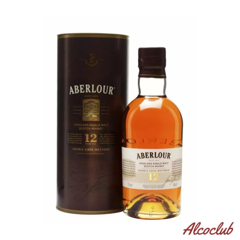 Aberlour 12 лет 0,7л. 40% Купить в Киеве