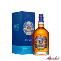 Виски Chivas Regal 18 лет 1,0л. 40% Купить в Киеве с доставкой