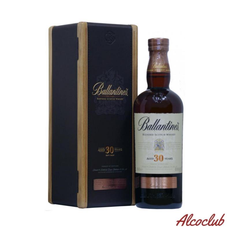 Ballantine's Very Old 30 лет 0,7л. 40% Купить в Украине