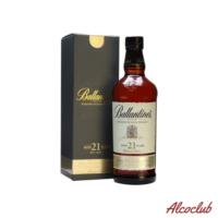 Ballantine's Very Old 21рік 0,7л. 40% Купить в Киеве