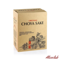 Choya. Sake 5,0 Купить с доставкой