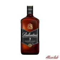 Ballantine's 7 лет Bourbon Finish 0.7л 40% Купить с доставкой по Украине
