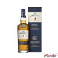 The Glenlivet 18 лет 0,7л. 40% Купить с доставкой