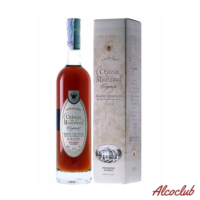 Chateau de Montifaud VSОР Fine Petite Champagne Ariana 0,7 in a gift box Купить с доставкой по Украине