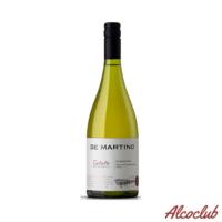 """Вино белое сухое CHARDONNAY """"ESTATE, DE MARTINO 0,75л. 13% Купить с доставкой"""