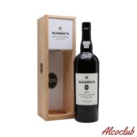 Вино креплёное красное, портвейн WARRE'S QUINTA DA CAVADINHA 2004 VINTAGE PORT, 0,75л. 20% в сув. Купить