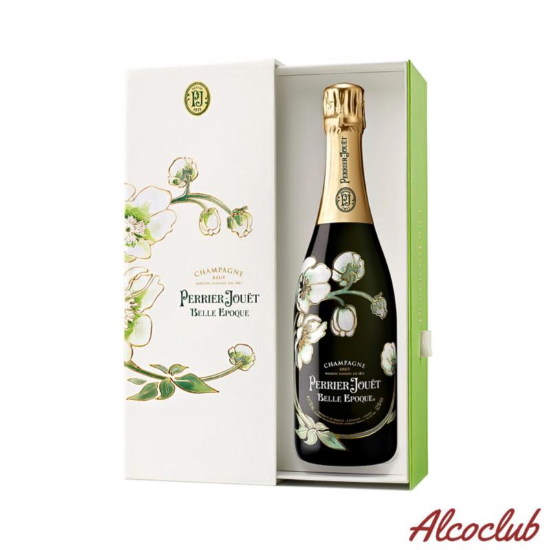 Шампанское Perrier Jouet Belle Epoque Brut 0.75л 12.5% в кор. Купить в Украине