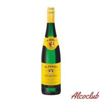 купить вино Dr. Zenzen Yellow Label Mosel Riesling белое полусладкое 0.75 л Киев
