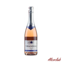 Купить игристое вино Grandial Rose Dry Brut Франция