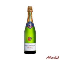 Купить с доставкой белое вино Francois Martenot Cremant de Bourgogne Brut Франция