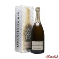 Заказать сухое шампанское Louis Roederer Brut 1er 0,375 Gift Box Франция