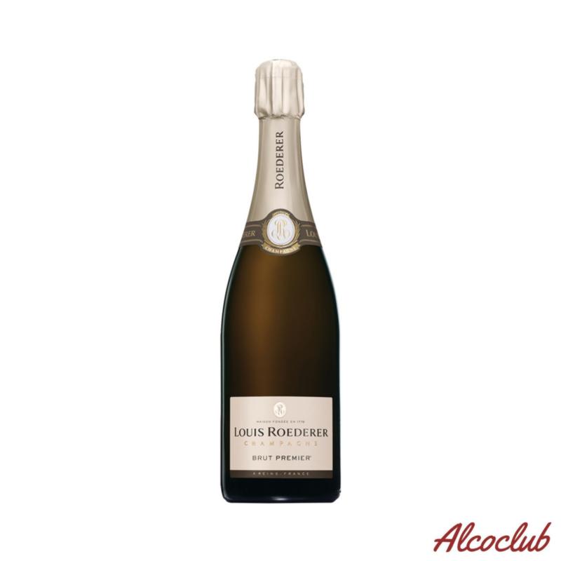 Купить с доставкой по Украине шампанское Louis Roederer Brut 1er Франция