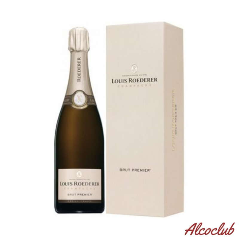 Купить в Киеве шампанское Louis Roederer Brut 1er DeLuxe Gift Box Франция
