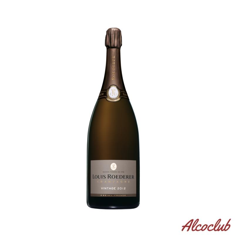 Заказать шампанское Louis Roederer Brut Vintage 2012 Франция