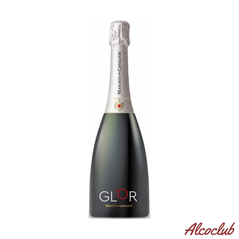 Заказать в Киеве вино Maschio dei Cavalieri GL'Or Extra Dry Pinot Grigio Spumante Италия