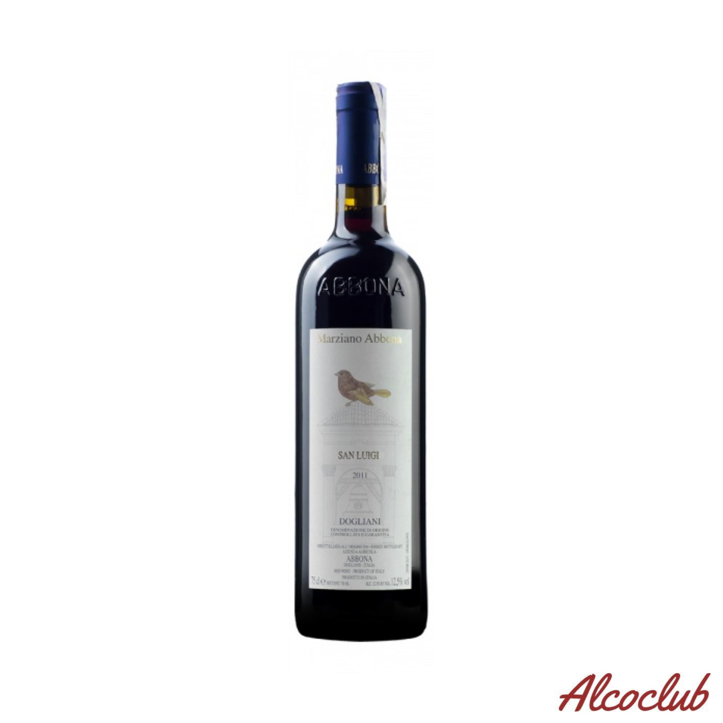 Заказать вино Abbona Dolcetto di Dogliani San Luigi Италия