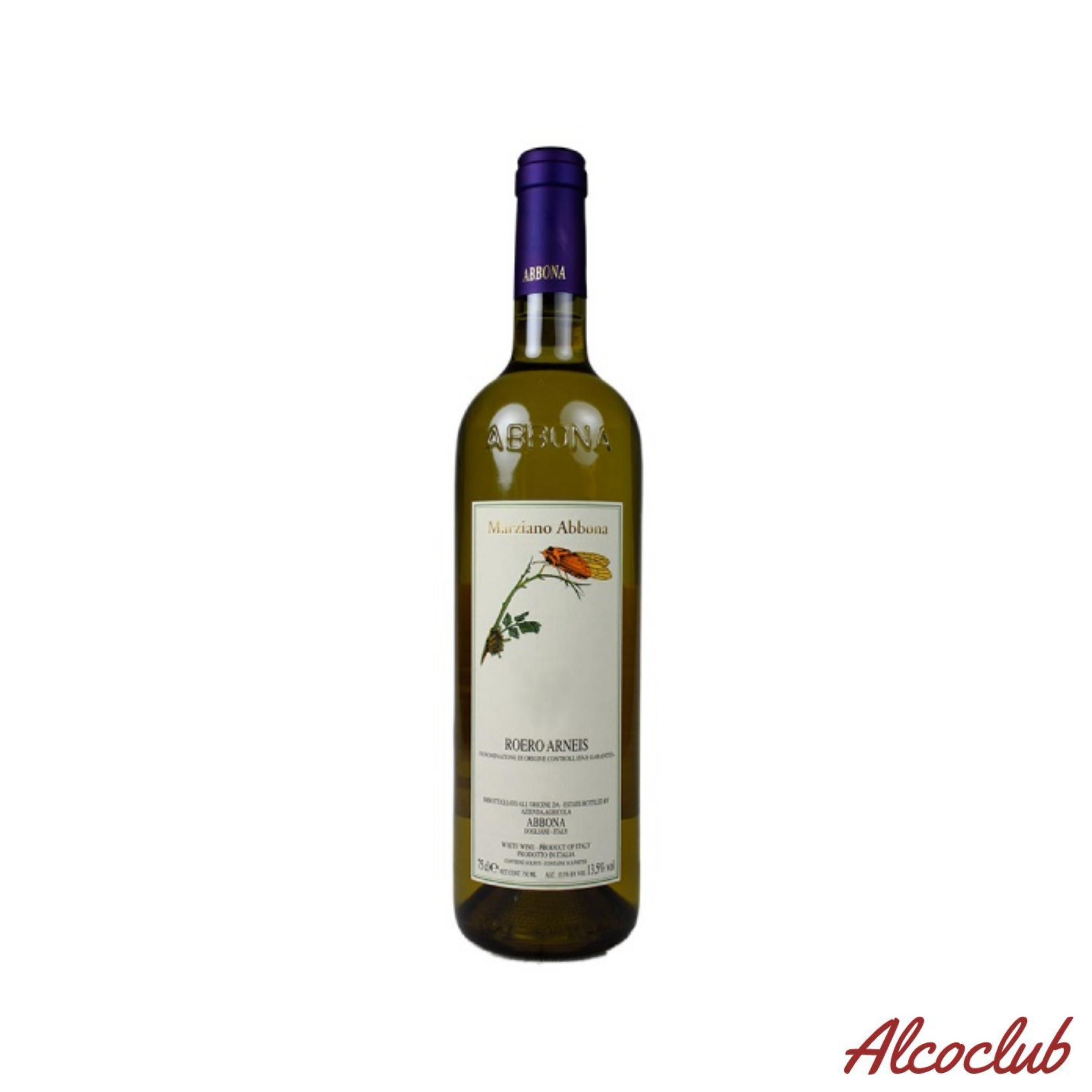 Купить в Украине вино Abbona Roero Arneis Langhe DOCG Tistin Италия