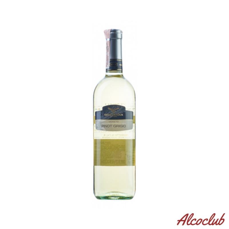 Купить в Киеве сухое вино Campagnola Pinot Grigio Veneto 0,375 Италия