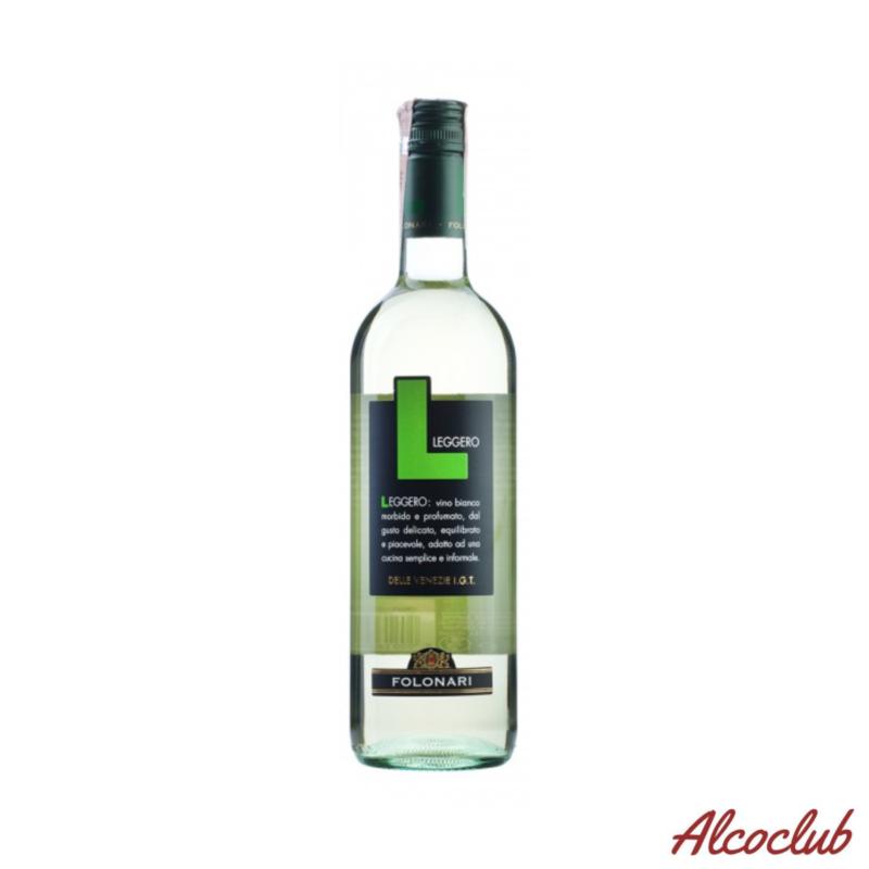 """Заказать в Украине вино Folonari Leggero """"L"""" delle Trevenezie IGT Италия"""