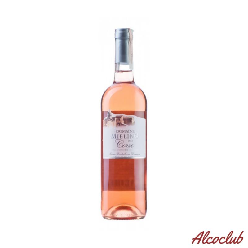 Заказать в Украине розовое вино Domaine Mielino Vin de Corse Rose Италия