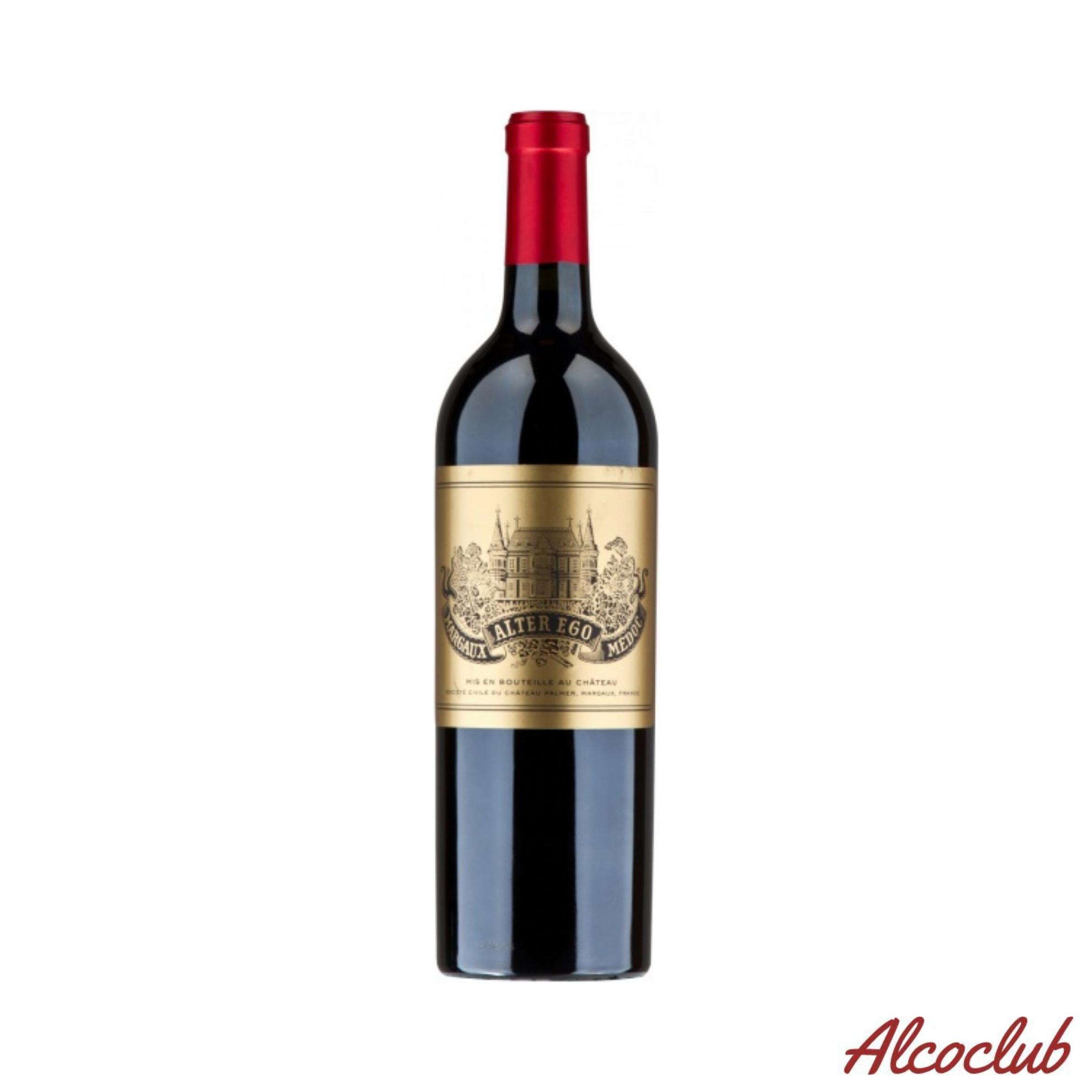 Купить с доставкой вино Alter Ego de Palmer (Ch Palmer) Margaux 2015 Франция