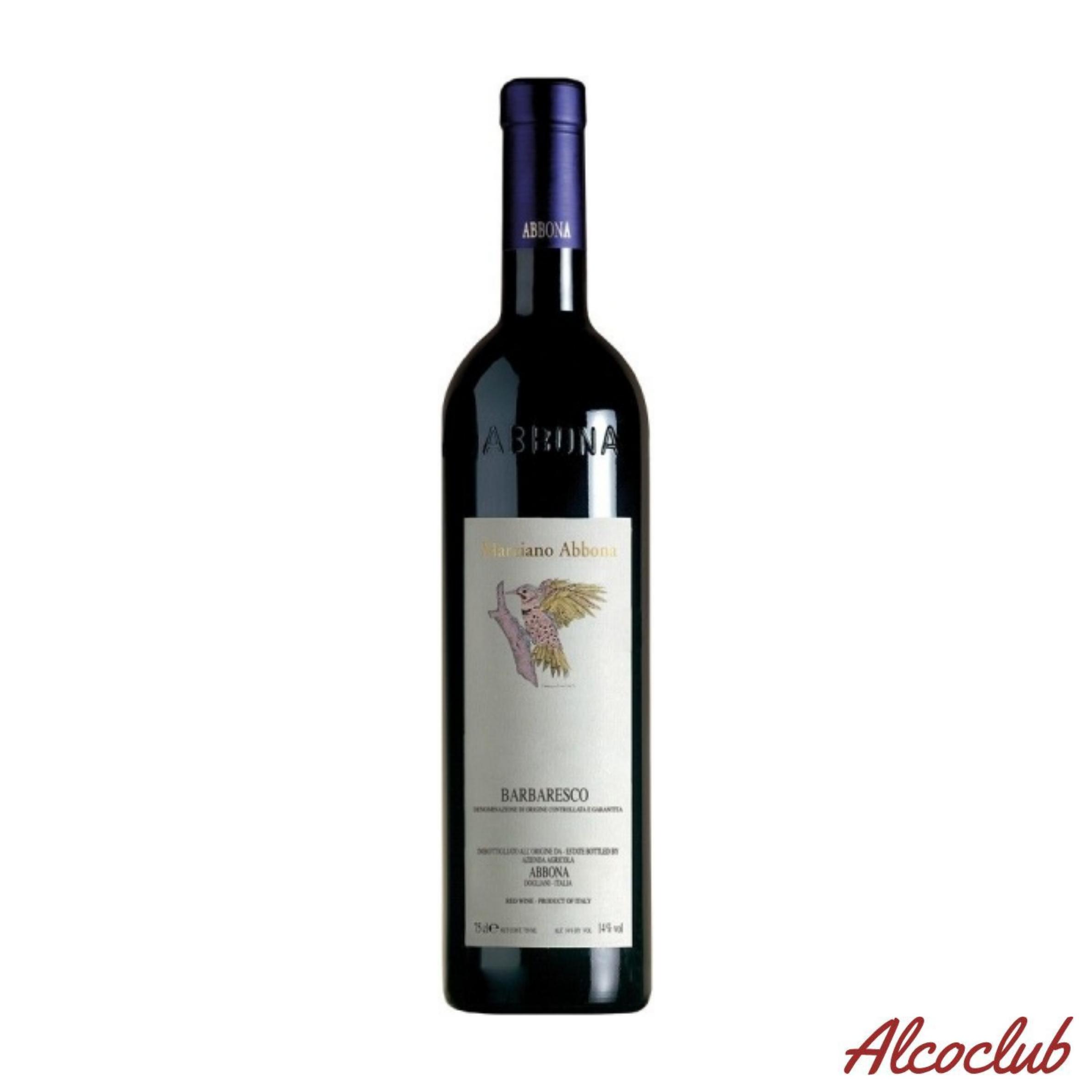 Купить в Украине вино Abbona Barbaresco DOCG 2016 Италия