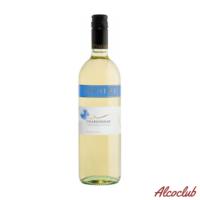 Купить с доставкой белое вино Donini Chardonnay IGT Италия