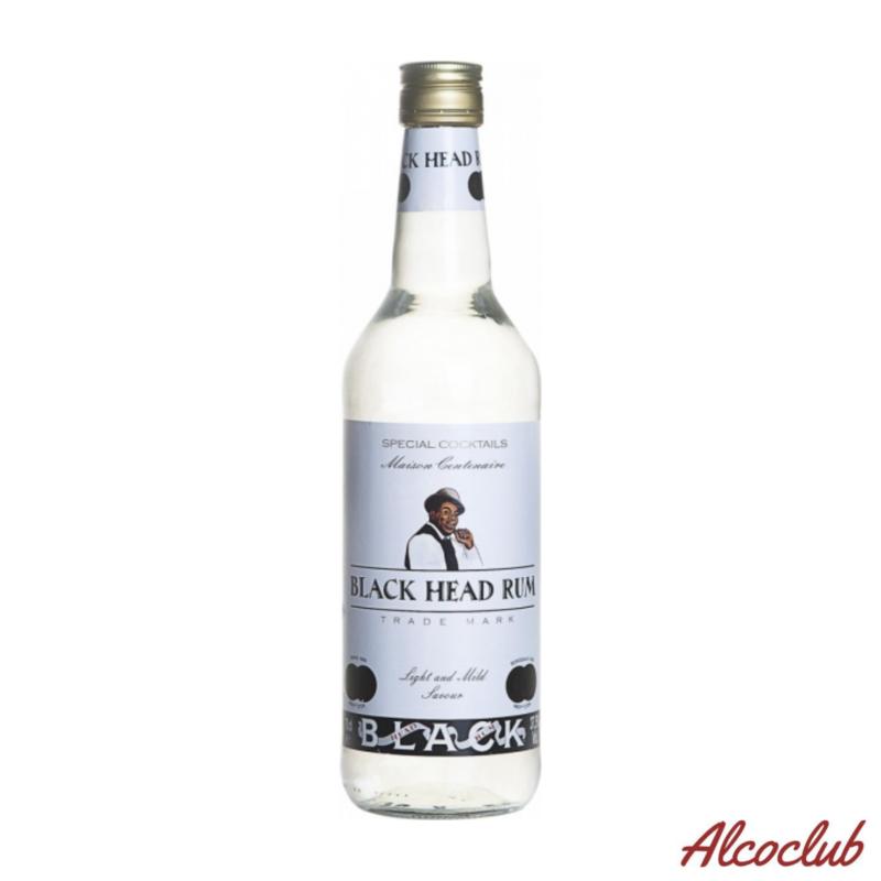Купить в Украине ром Black Head Rum 0,7 Франция
