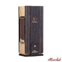 Заказать в Украине Арманьяк Bas Armagnac Baron Gaston Legrand XO Carafe Wood Gift NEW Франция
