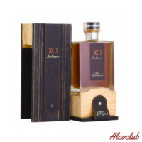 Заказать Арманьяк Bas Armagnac Baron Gaston Legrand XO Carafe Wood Gift Франция