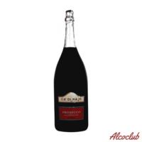 Купить с доставкой белое вино Ca'di Rajo Millesimato Dry Prosecco Spumante Treviso DOC 6,0 Италия