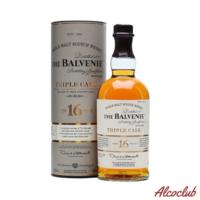 Купить виски BALVENIE TRIPLE CASK, 16-LETNI / 40% / 0,2L Шотландия