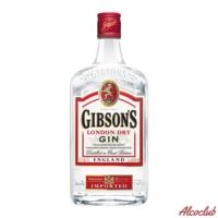 Купить в Украине Джин Gibsons 0.7л Великобритания
