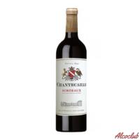 Заказать в Киеве с доставкой Вино Chantecaille Bordeaux, красное 0.75л Франция