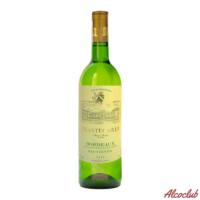 Купить Вино Шантекале Бордо белое 0,75 л Франция