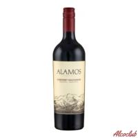 """Купить с доставкой Вино """"Alamos"""" Cabernet, красное сухое 0,75 л Аргентина"""