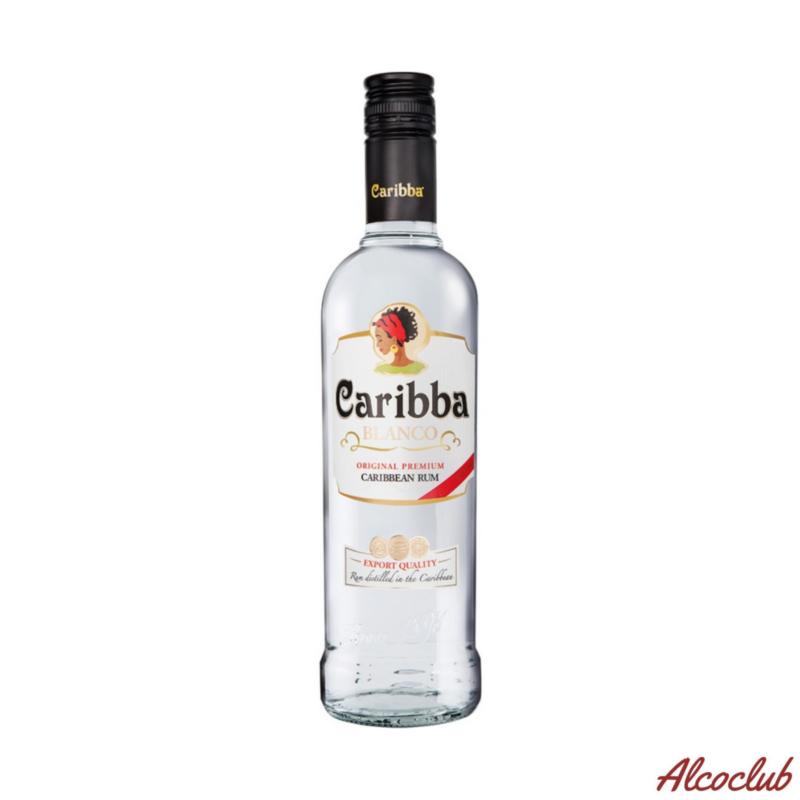 Купить с доставкой Rhum Bianco Caribes 38% 1л Эстония